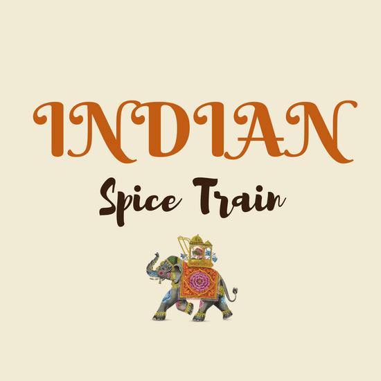 Indian Spice Train - Logo