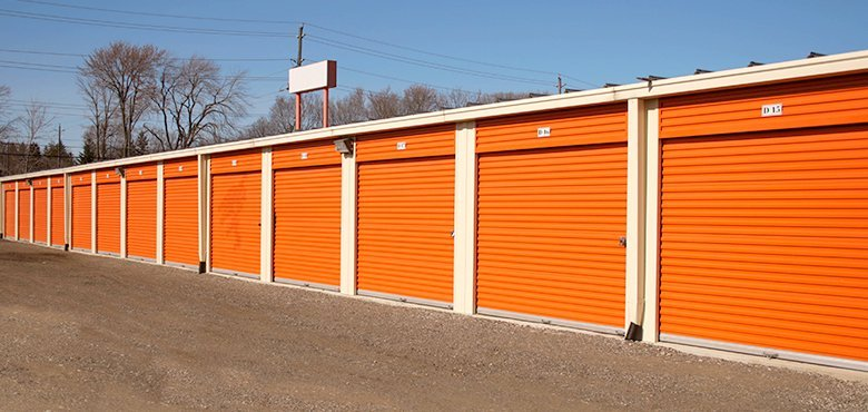 Merveilleux Storage Units