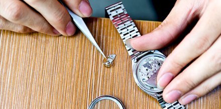 Watch repair