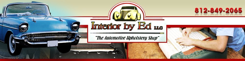 Seat Repair - Mitchell, IN - Interior By Ed LLC