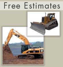 Backhoe Service - Scottsburg, IN - Albertson Excavating