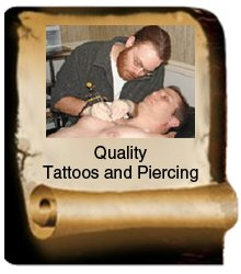 Tattooing - Sevierville, TN - Southern Draw Tattoo