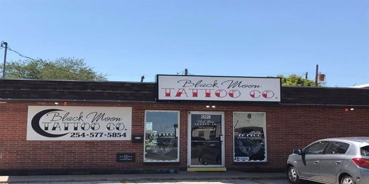 Tattoo Shop in Copperas Cove, Texas