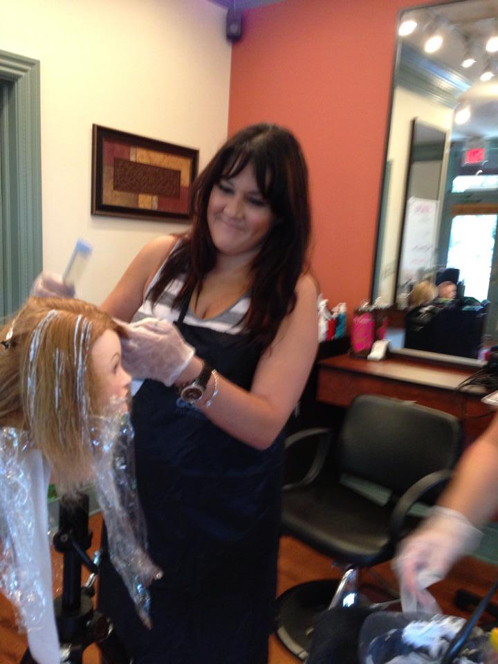El Assri salon services