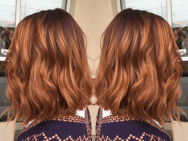 El Assri salon  hair coloring services