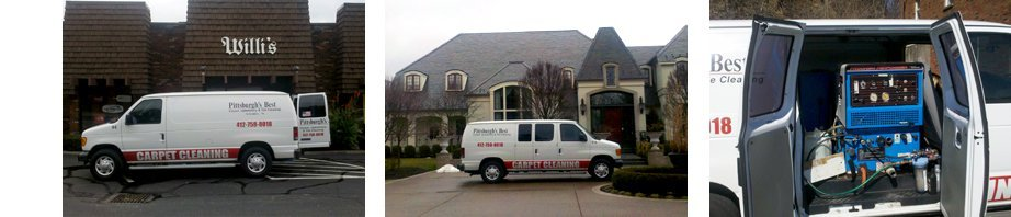 Pittsburgh, PA - Carpet and Upholstery Cleaners - Carpet Cleaner Photo Gallery
