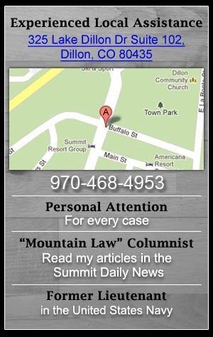 The Klug Law Firm, LLC - Real Estate Law, Real Estate Attorney - Breckenridge, CO