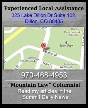 The Klug Law Firm, LLC - Real Estate Law - Breckenridge, CO