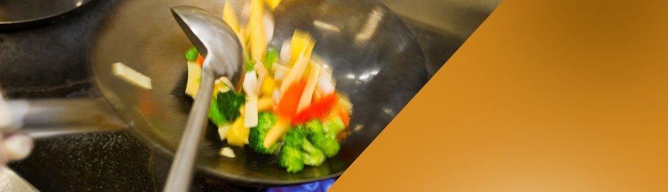 Sy Thai stir fry