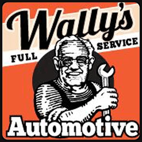 Wally's Full Service Automotive logo