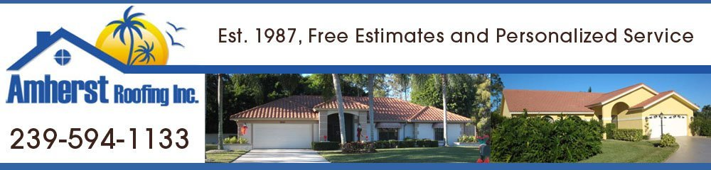 Roofing Contractor Naples Fl Amherst Roofing Inc 239