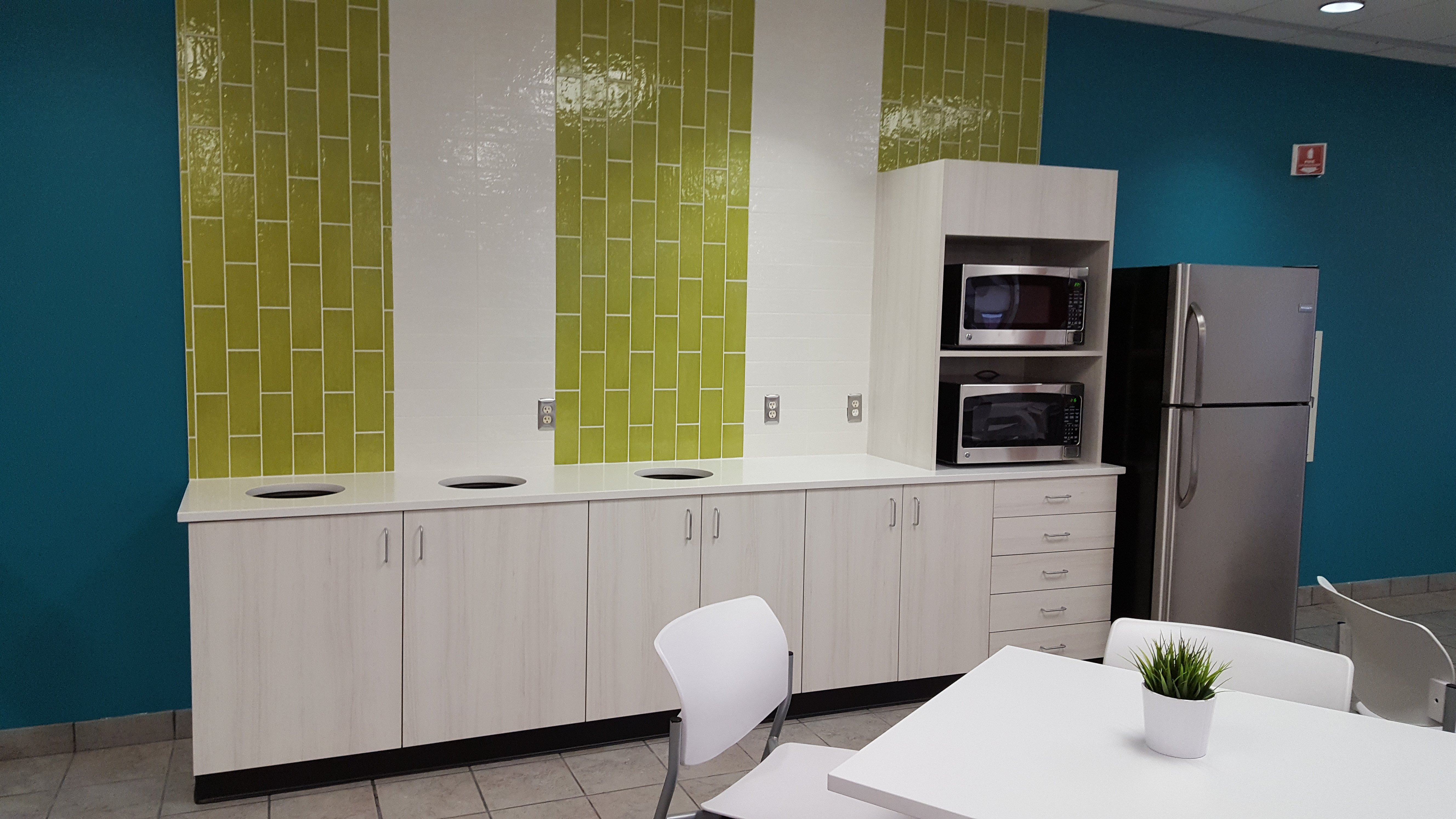 Top Grade Commercial Building Cabinetry