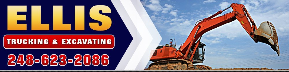 Sewer Oakland County Area MI - Ellis Trucking And Excavating