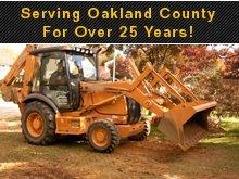 Sewer Repair - Oakland County Area, MI - Ellis Trucking & Excavating