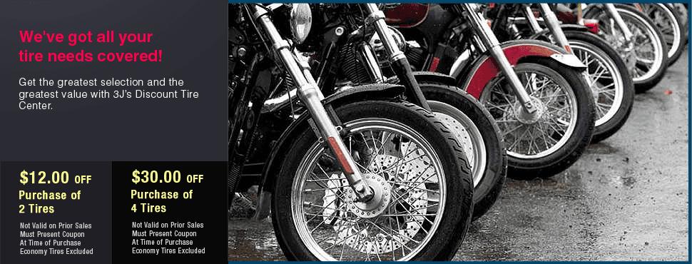 Firestone   Swarthmore, PA   3J's Discount Tire Center   610-328-2850