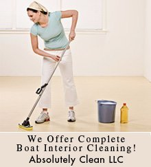 Cleaning Service - Gig Harbor, WA - Absolutely Clean LLC