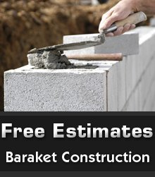 Concrete Contractors - Allentown, PA - Baraket Construction - Concrete Contractors