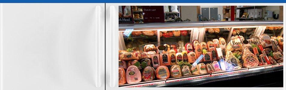 Refrigerated Display Cases | New York, NY – Curtis Ward Refrigeration