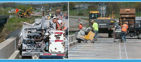 Sawing Services - Columbia, MO - Allied Sawing & Services, Inc.