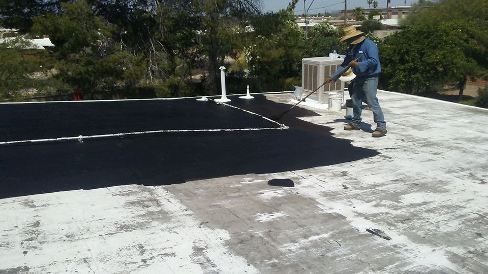 roofing repair service by Durazo's Roofing LLC