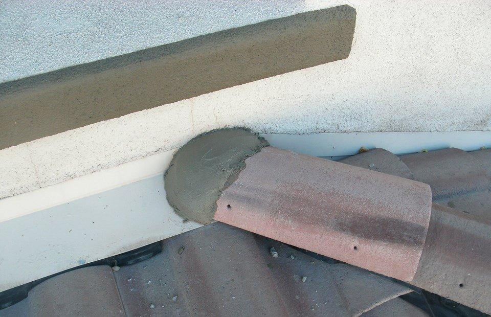 residential house roofing repair