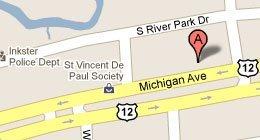 Giles Auto Body 26940 Michigan Ave Inkster, MI 48141