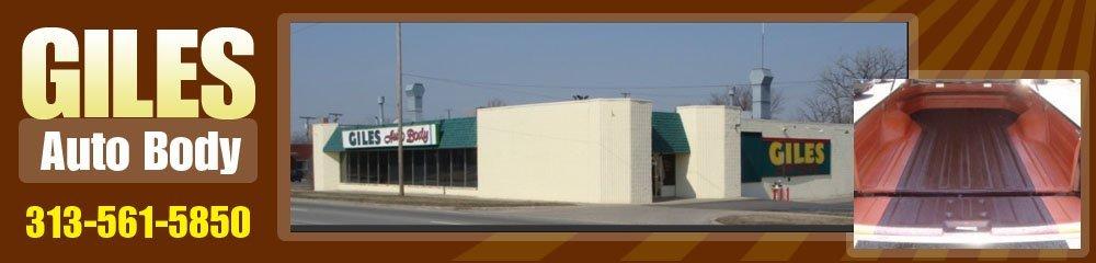 Auto Body Repair Shop - Inkster, MI - Giles Auto Body