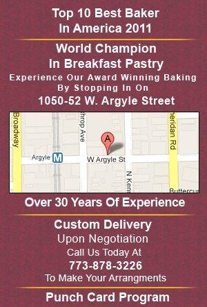 Traditional And Artisan Bread - Chicago, IL - La Patisserie P