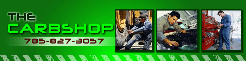 Auto Repair - Salina, KS - The Carbshop