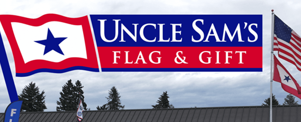 Uncle Sam's Flag & Gift office