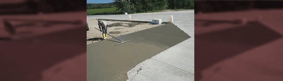 Brick and spade