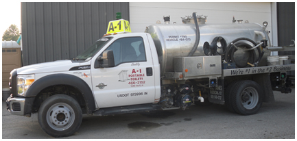 Septic Services | Terre Haute, IN | A-1 Sanitation, LLC  | 812-466-2152