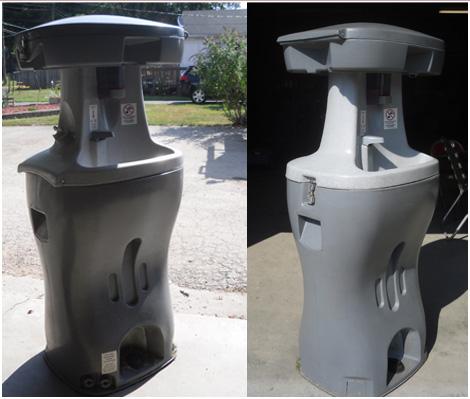 AltPortable Toilet Rental  | Terre Haute, IN | A-1 Sanitation, LLC  | 812-466-2152