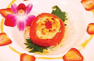 Mizu Sushi's sushi rolls