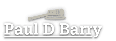 Criminal Law & Personal Injury | Wilbraham, MA | Paul D Barry | 413-596-5593