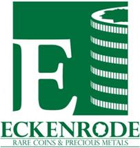 Dennis R Eckenrode Rare Coins - Logo