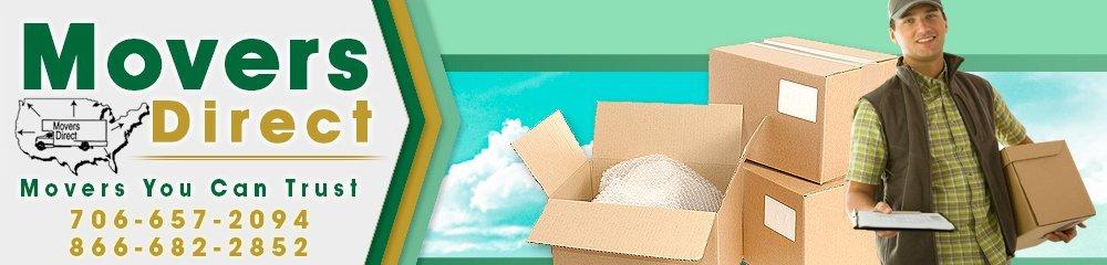 Moving Service Trenton, GA - Movers Direct 706-657-2094