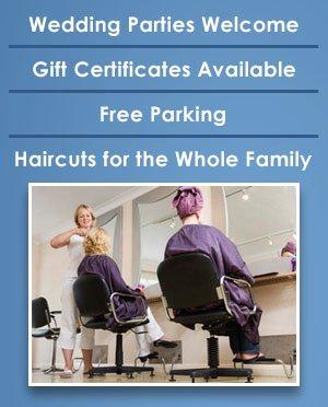 Haircuts - Branford, CT - Alaina's A Salon