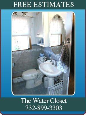 Remodeling Contractor - Brick, NJ - The Water Closet