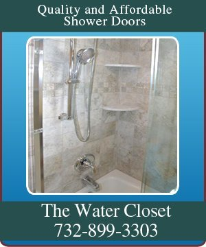 Shower Doors - Brick, NJ - The Water Closet