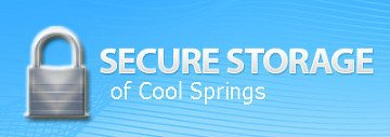 Secure Storage of Cool Springs - Logo