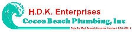 Cocoa Beach Plumbing Inc. - Logo
