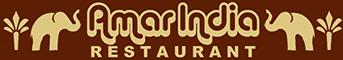 Amar India Restaurant - Logo