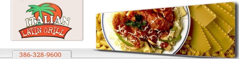 Italian Food - Palatka, FL - Italian Latin Grill