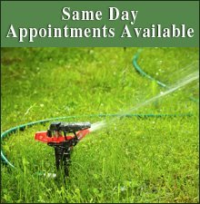 Irrigation Services - Macomb County, MI - SPS Lawn Service