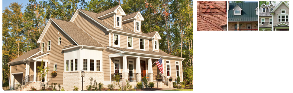 Beautiful Siding Design