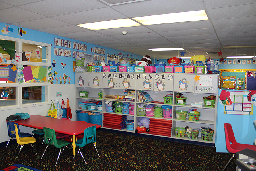 Daycare and preschool