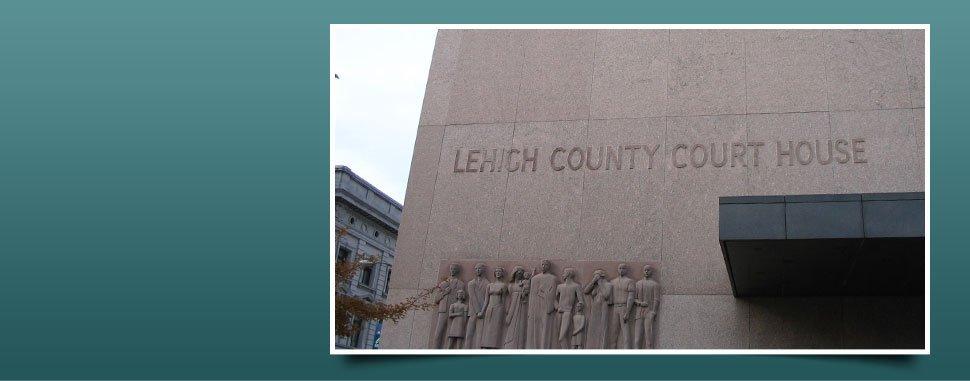 Lehigh county court house