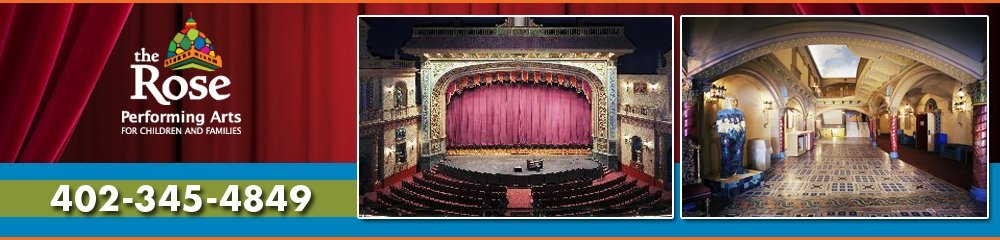Theater Company - Omaha, NE - The Rose Theater