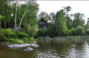 floatplane | Lake of the Woods Ontario, Canada | Sandy's Blackhawk Island
